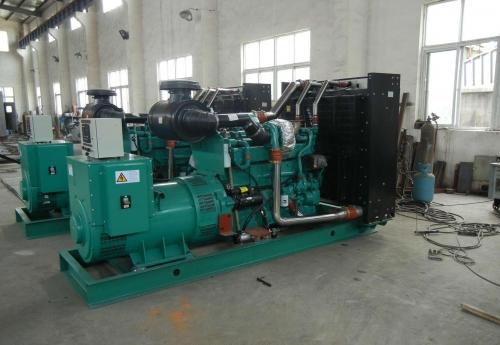 冬季保养绥化发电机水箱的方法