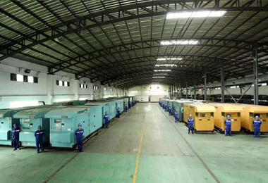 黑龙江绥化三里河应急供电200KW发电机出租